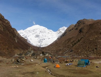 Chomalhari Base Camp Trek