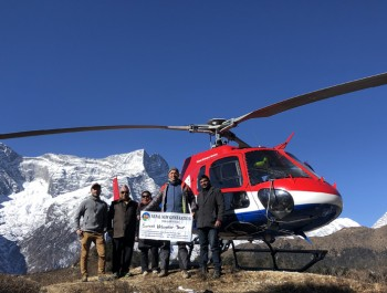 Everest Adventure Helicopter Tour