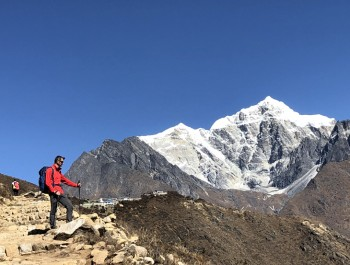 Gokyo Chola pass and Everest Base Camp
