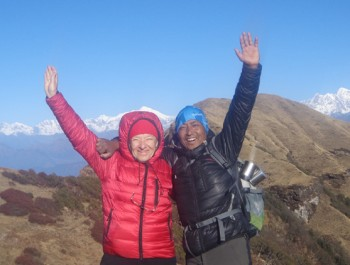 Kalinchowk Trek  with Thulopatal Village