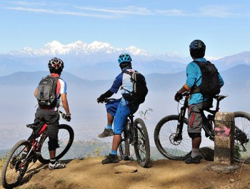Nagarkot Biking Tour