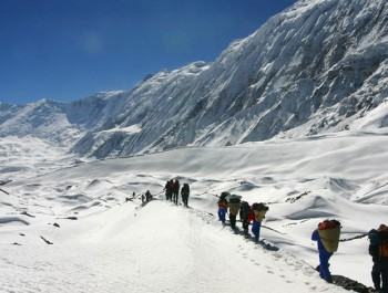 Rolwaling Valley Khumbu Region via Tashi Lapcha Pass Trek