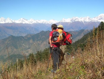 Saipal Himal trek Rara Lake Trek