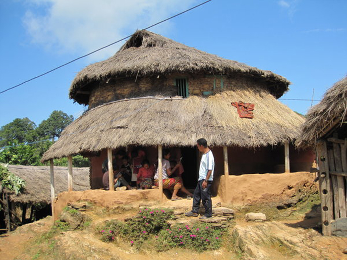 Chepang Village tour 1