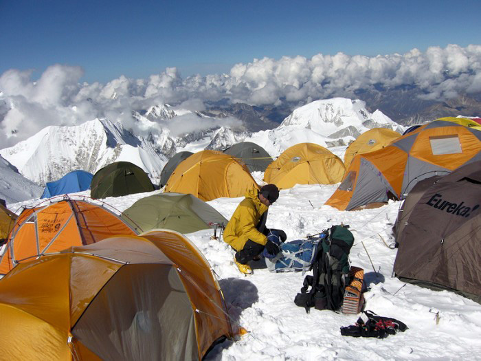Cho Oyu Expedition 3