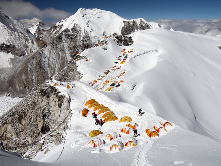 Cho Oyu Expedition1