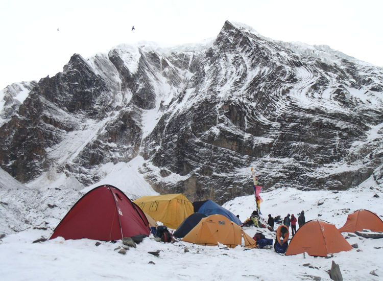DHAULAGIRI EXPEDITION 3