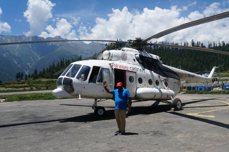 Kailash Tour by Helicopter 3