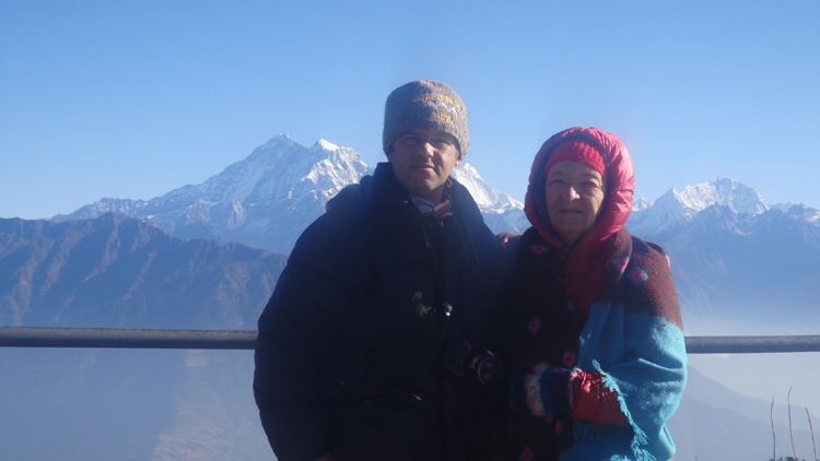Kalinchowk Trek  with Thulopatal Village 7