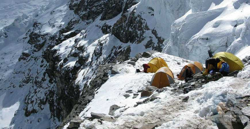 Kanchenjunga Expedition 3