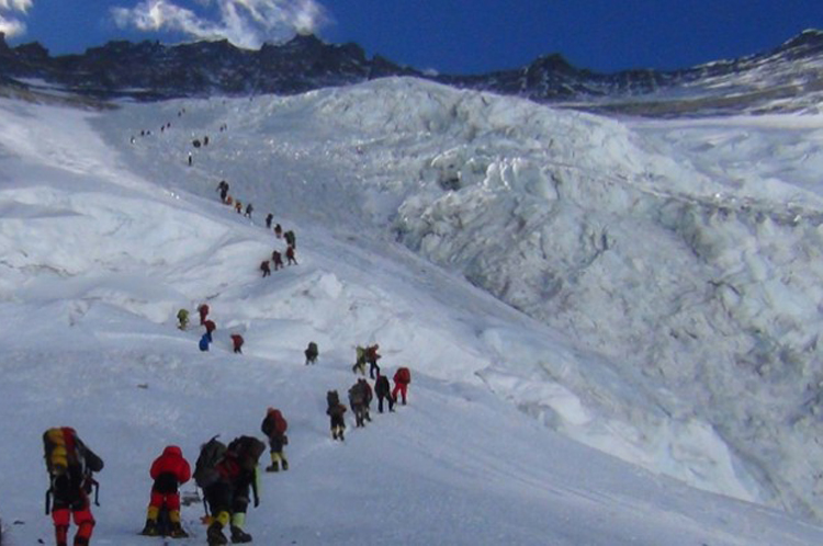 Lhotse Expedition 1