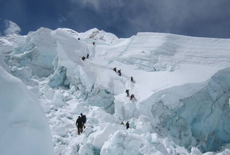Lhotse Expedition  4