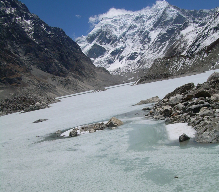 Rolwaling Valley and  Yalung La pass  2