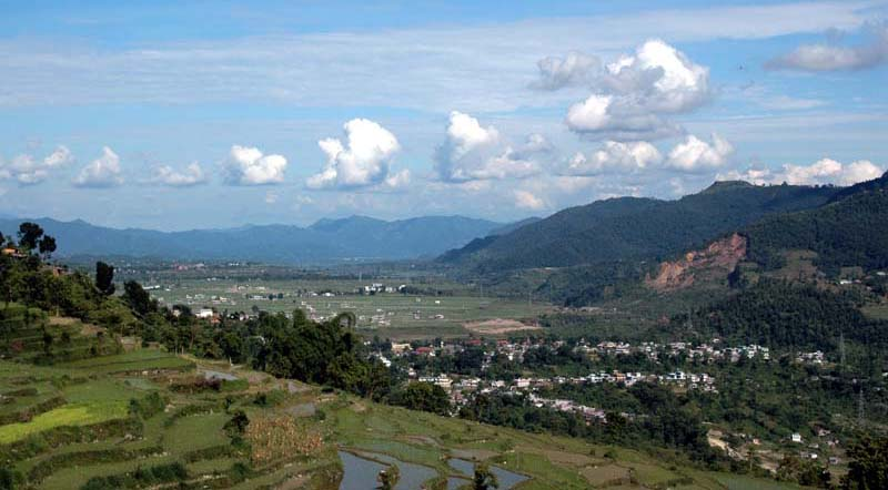Sailung and Time Trek via Phulchowki Hill  3