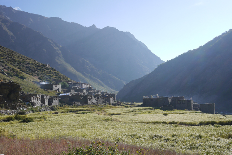 Simikot to Kailash via  Limi Valley 6