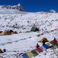 Baruntse Expedition 1