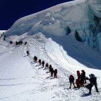 Cho Oyu Expedition 1