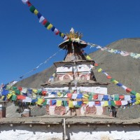 Lower Dolpo remote Himalaya mountains1