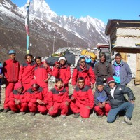 Rolwaling Valley and  Yalung La pass 1