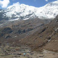 Rolwaling Valley and  Yalung La pass 5
