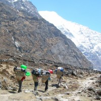 Rolwaling Valley Khumbu Region via Tashi Lapcha Pass Trek  4